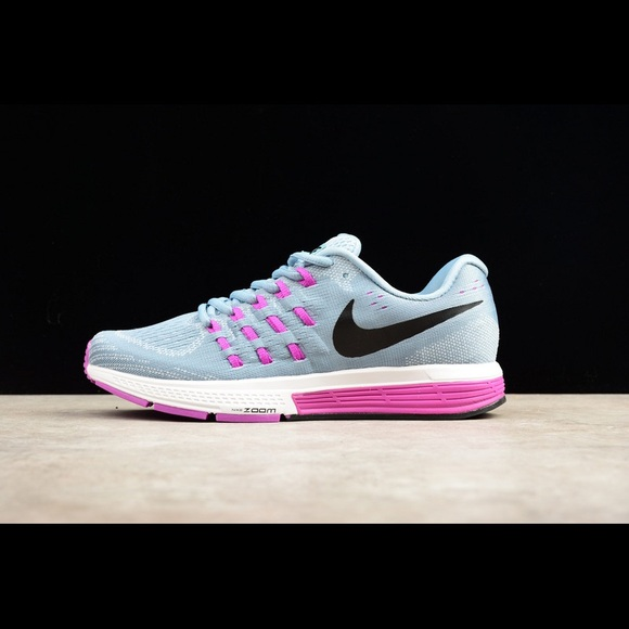 b71f108c197 Nike Air Zoom Vomero 11 Women s Blue Grey Pink